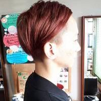 【薩摩川内市の美容室トゥールトロー】men'sヘアスタイル①のサムネイル